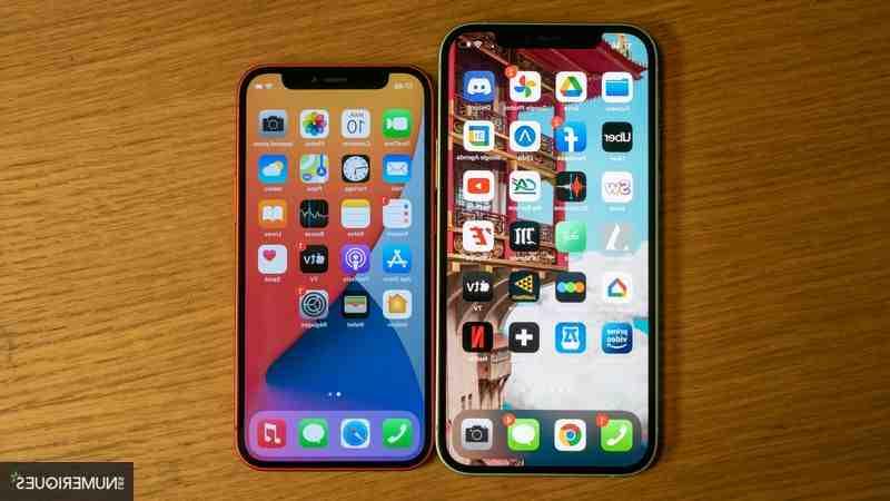 Quel est le plus grand iPhone en taille d'écran ?