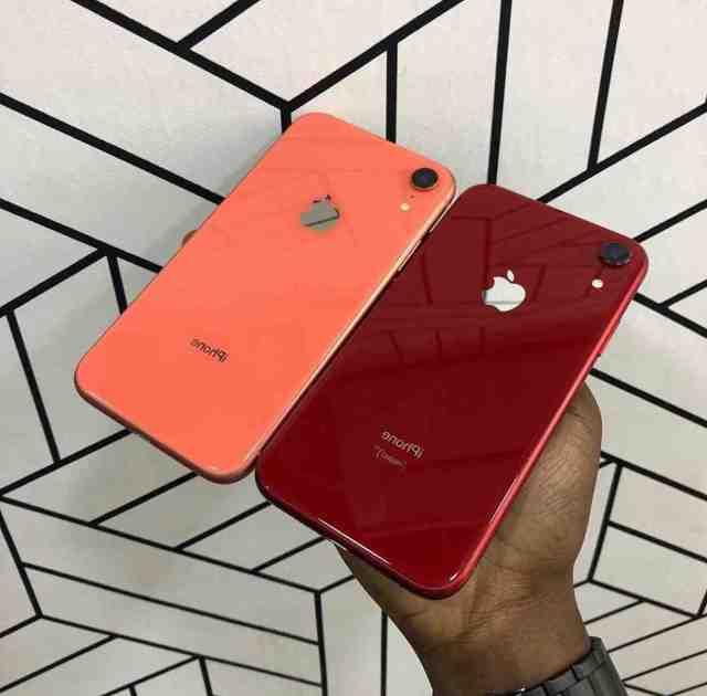 Quel est le prix de iPhone XR ?