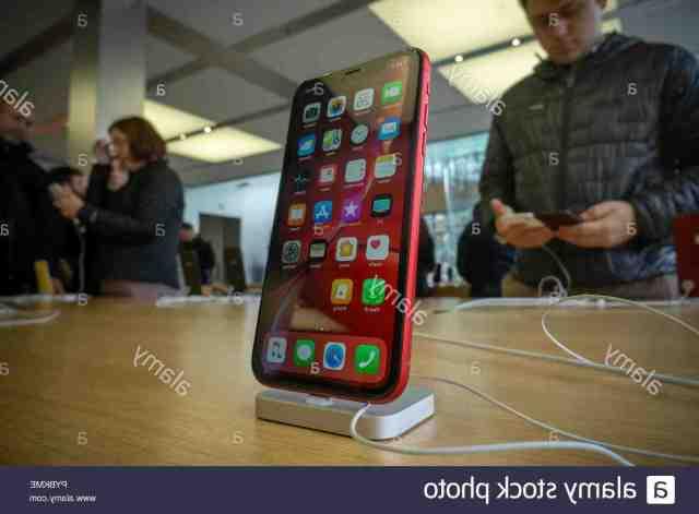 Quel est le prix du iPhone XR ?