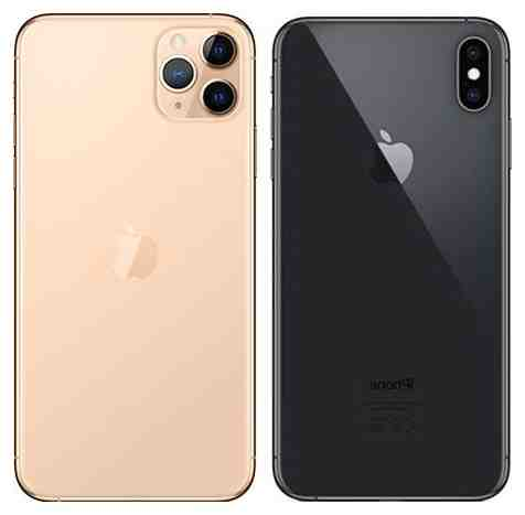 Quel est le prix du iPhone XS max ?