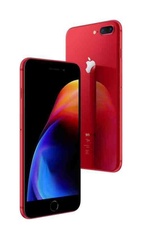 Quel est le prix d'un iPhone 8+ ?