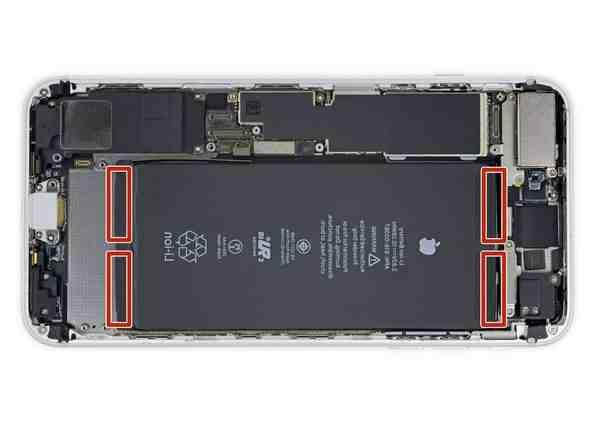 Quel est le prix pour changer une batterie d iPhone ?