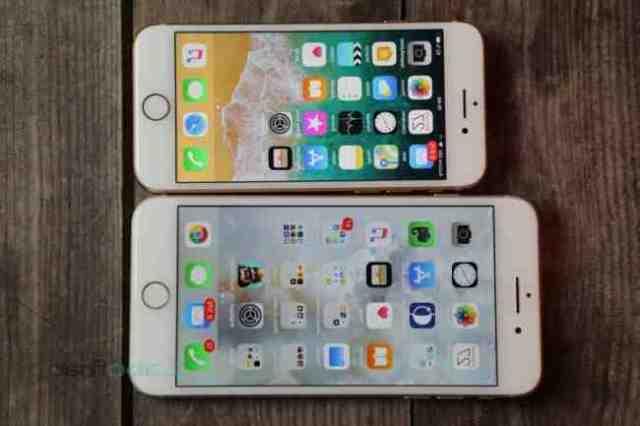 Quel iOS pour iPhone 8 ?