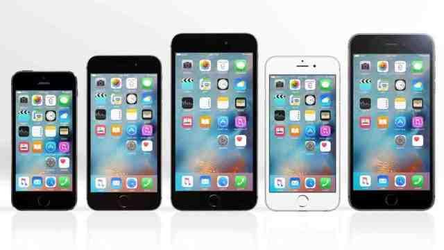 Quel iOS sur iPhone 5 ?