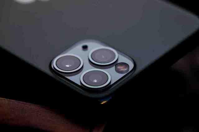Quel iPhone à un grand angle ?