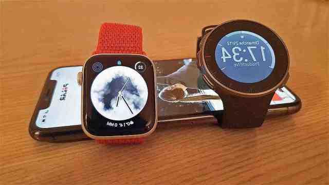 Quel iPhone avec Apple Watch se ?