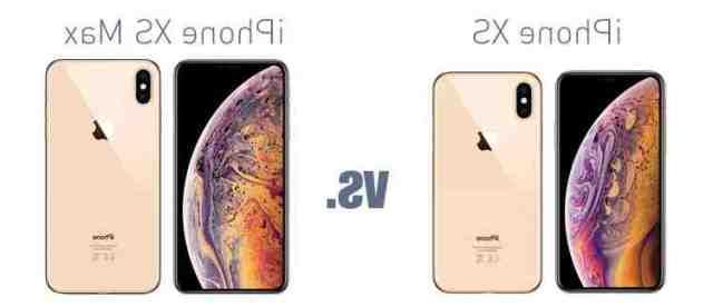 Quel iPhone est le mieux entre le XS max et le 11 ?