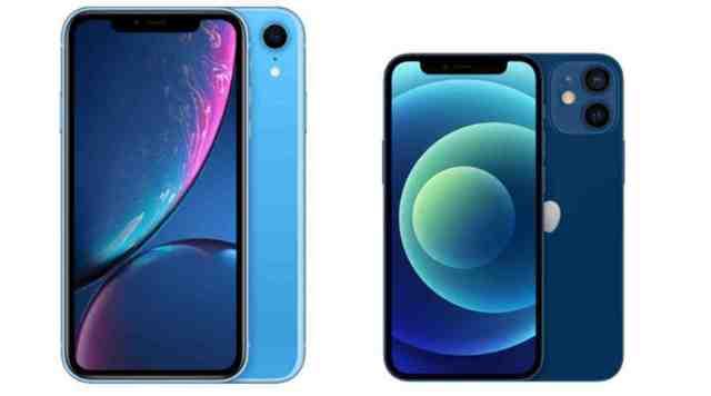 Quel iPhone est sorti en premier entre le X et le XR ?