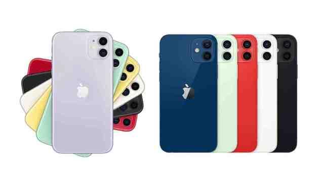 Quel iPhone fait la même taille que le 11 ?