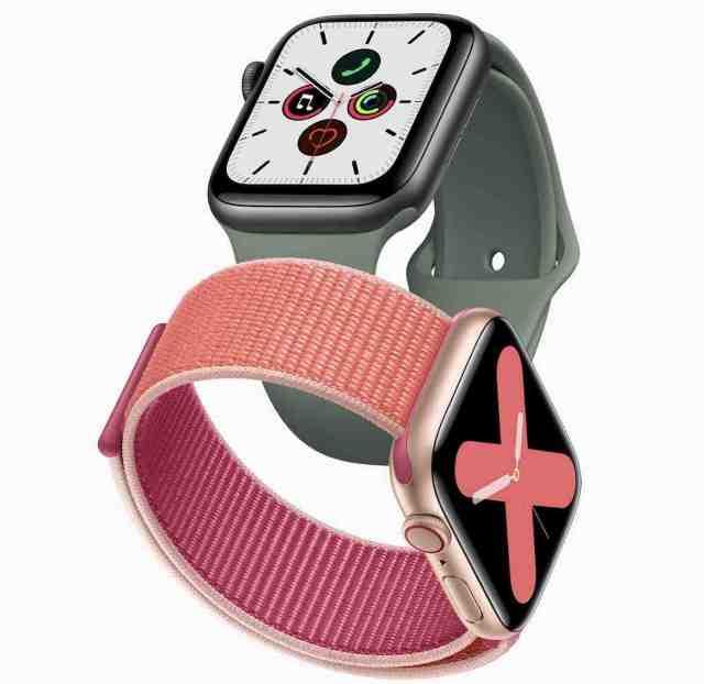 Quelle Apple Watch pour iPhone 5s ?