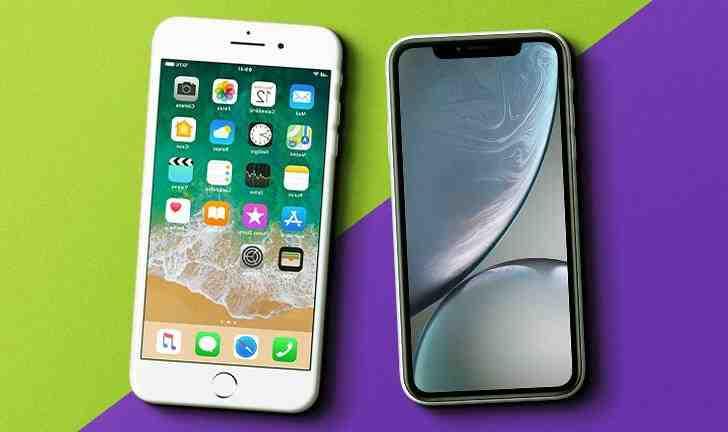 Quelle capacité pour iPhone XR ?