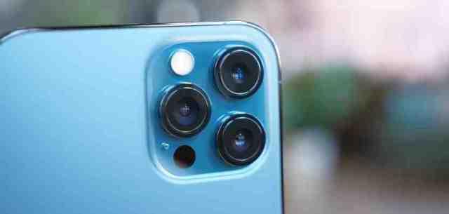 Quelle couleur choisir pour iPhone 12 Pro ?