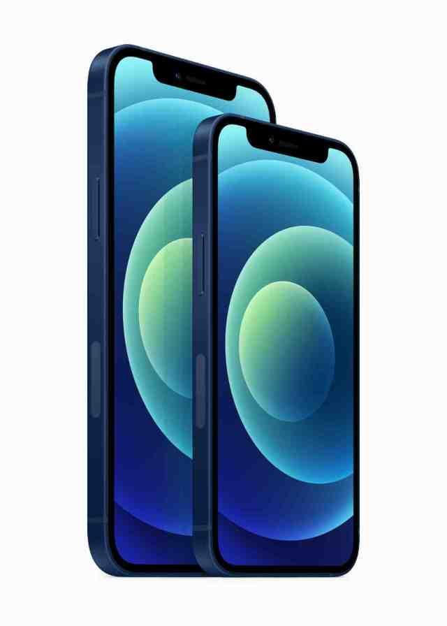 Quelle différence entre iPhone 12 et iPhone 12 mini ?