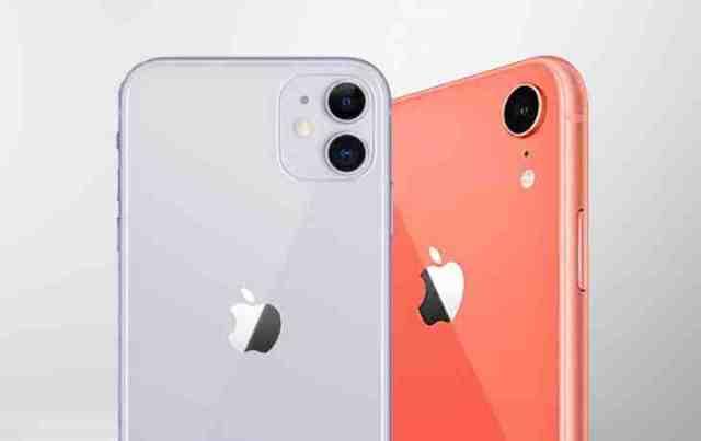 Quelle différence entre iPhone XR et iPhone 11 ?