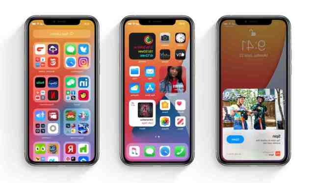 Quelle est la dernière mise à jour d'Apple ?
