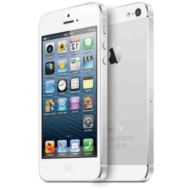 Quelle est la dernière mise à jour de l'iPhone 5 ?