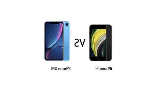 Quelle est la différence entre iPhone XS et XR ?
