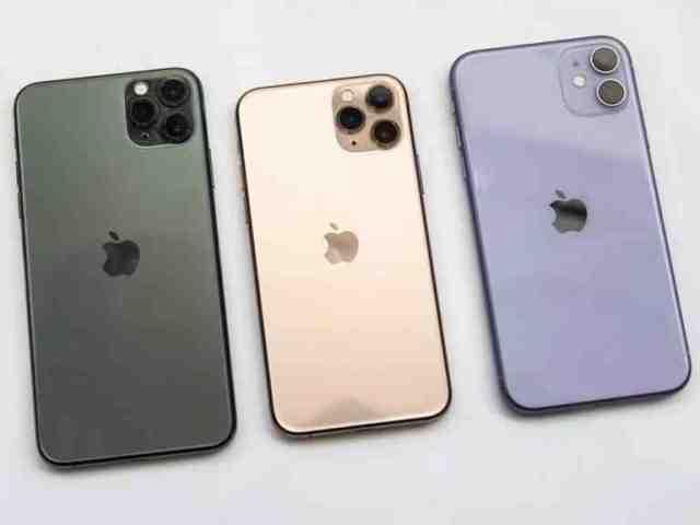 Quelle est la différence entre l'iPhone 11 Pro Max et l'iPhone 12 Pro Max ?