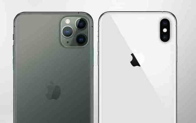Quelle est la différence entre l'iPhone 11 et l'iPhone 11 Pro Max ?