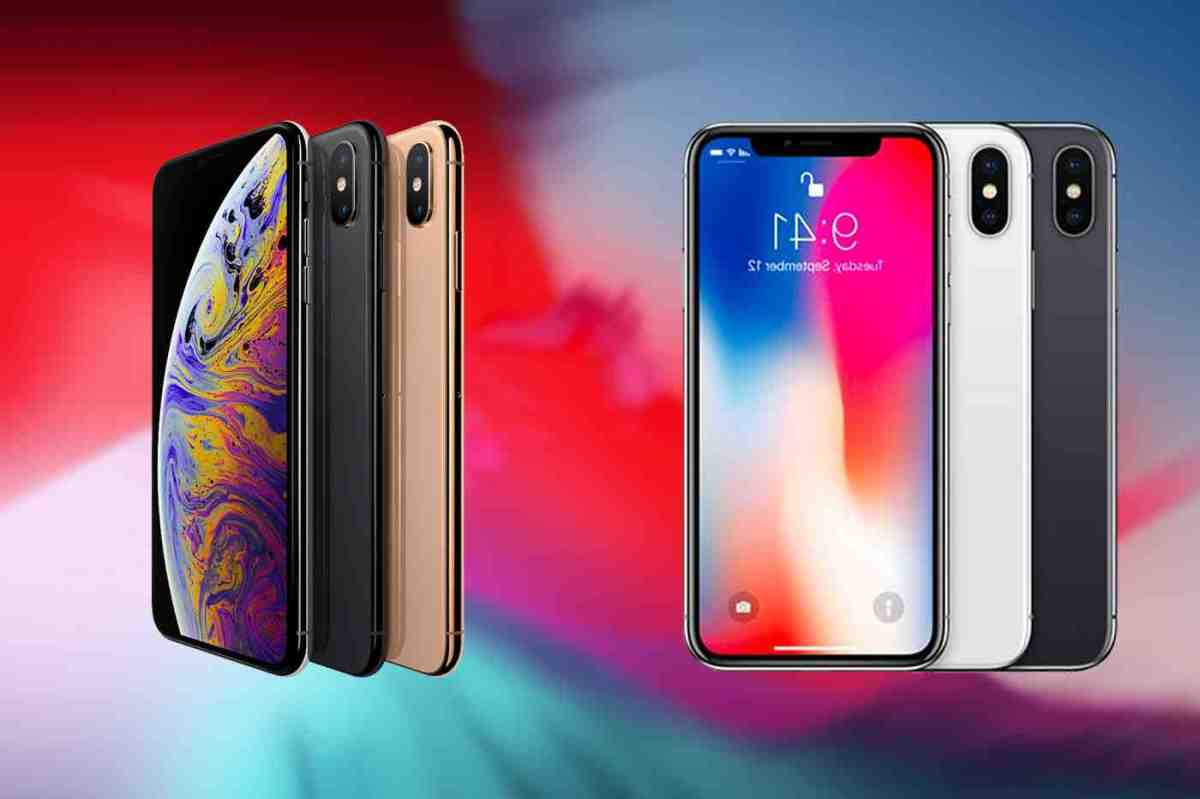 Quelle est la différence entre l'iPhone 6s et l'iPhone XR ?