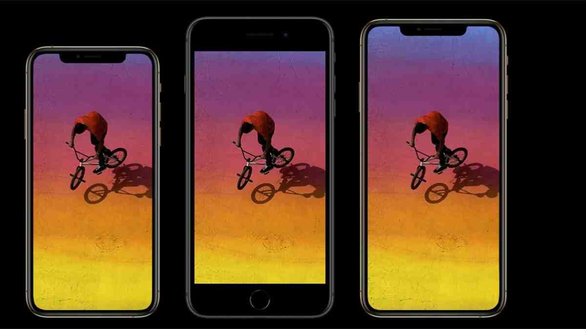 Quelle est la différence entre l'iPhone 7 et l'iPhone XR ?