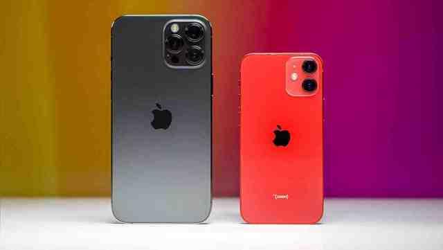 Quelle est la taille de l'iPhone 12 mini ?