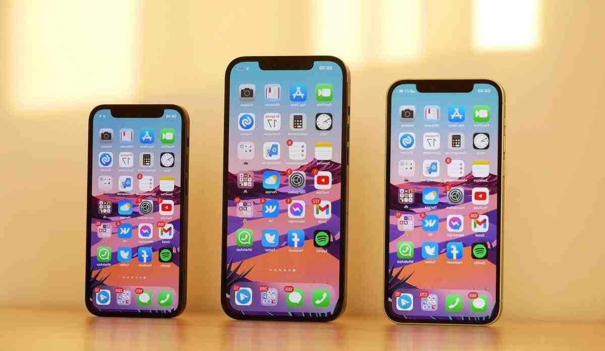 Quelle est la taille du iPhone 12 Pro ?