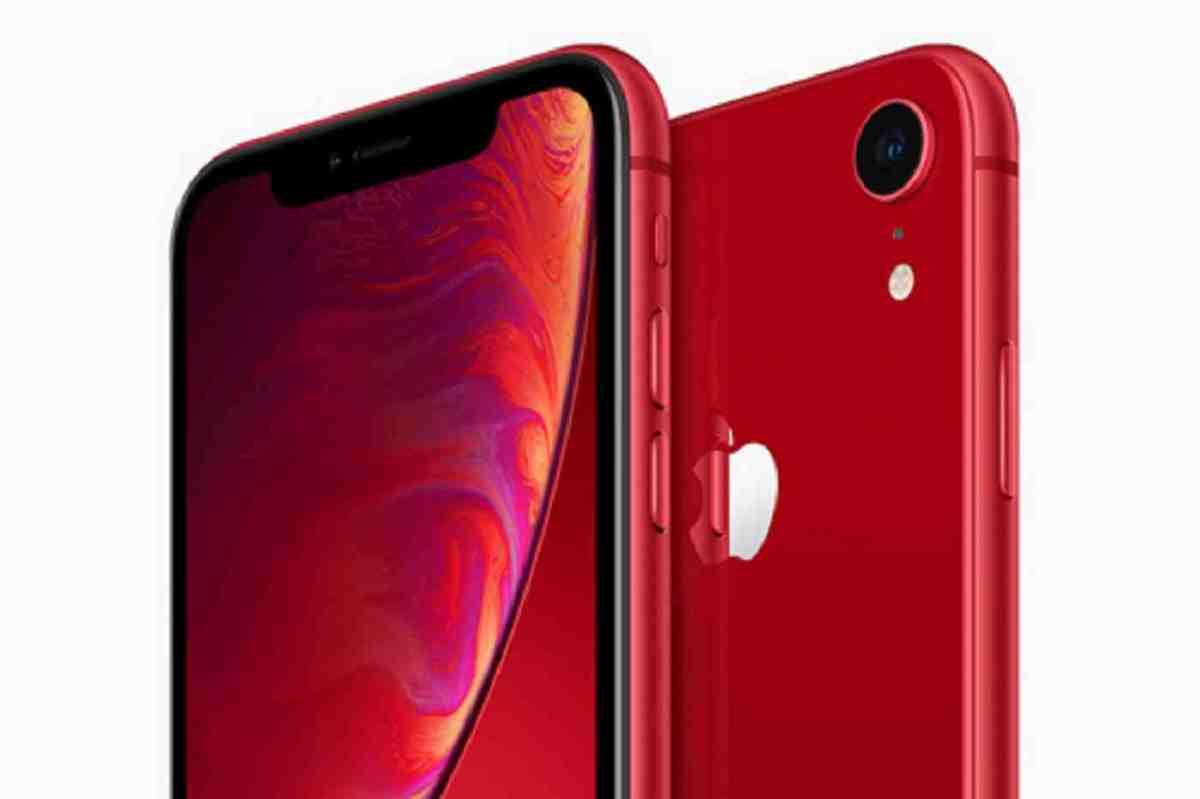 Quelle est la taille d'un iPhone XR en cm ?