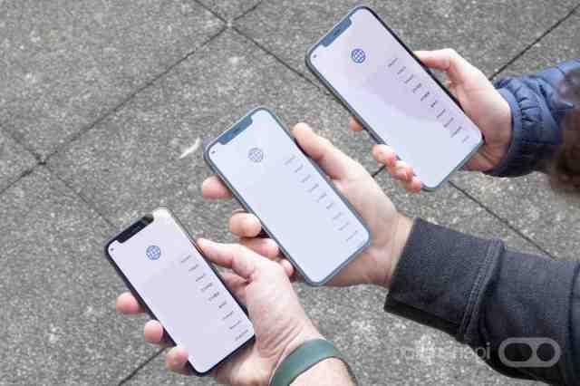 Quelle est l'autonomie de l'iPhone 12 mini ?