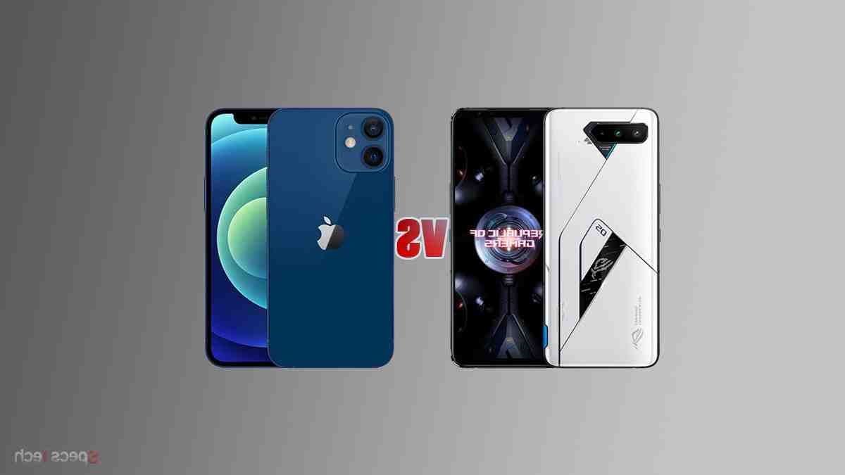 Quelle taille fait l'iPhone 12 ?