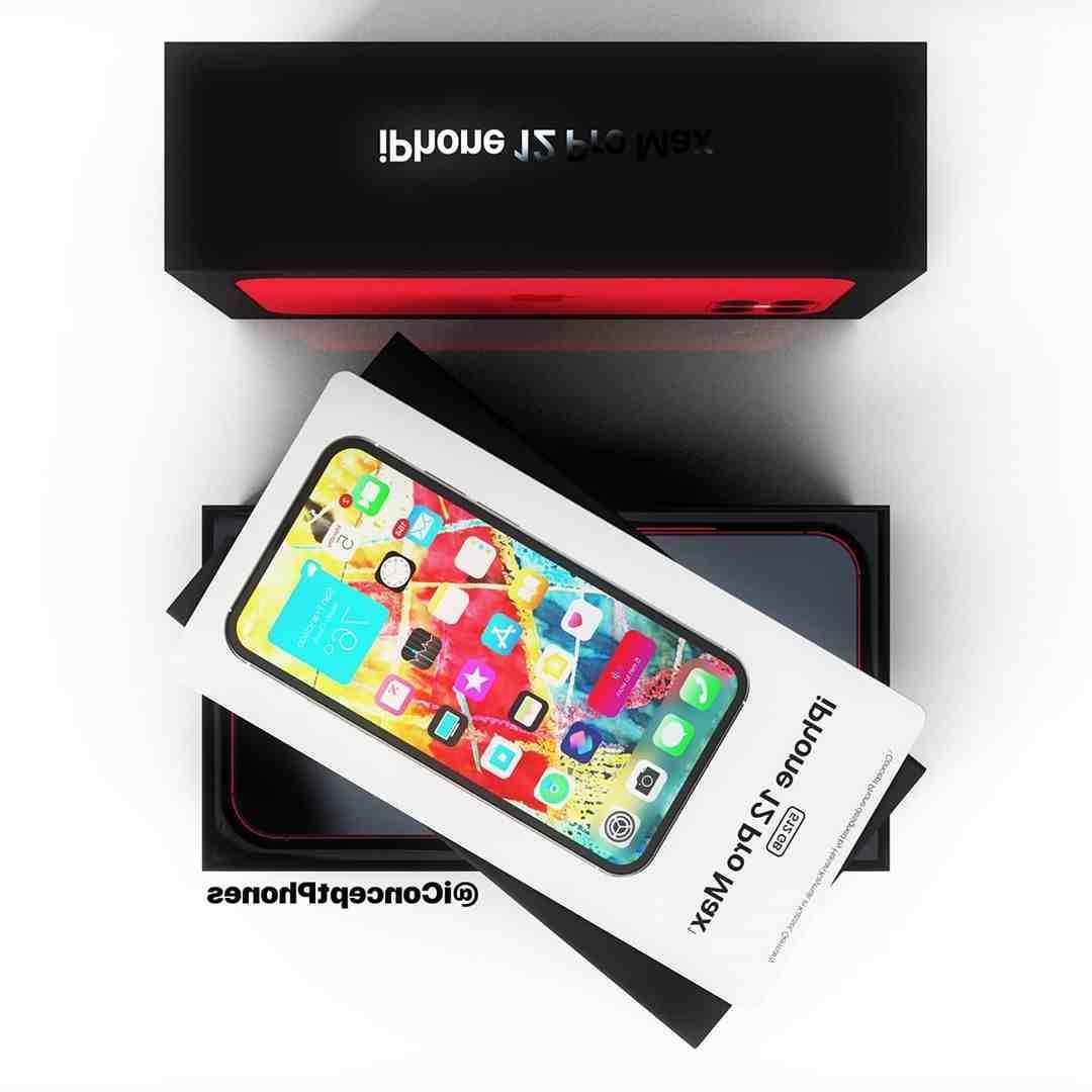 Qui A-t-il dans la boite iPhone 12 Pro ?