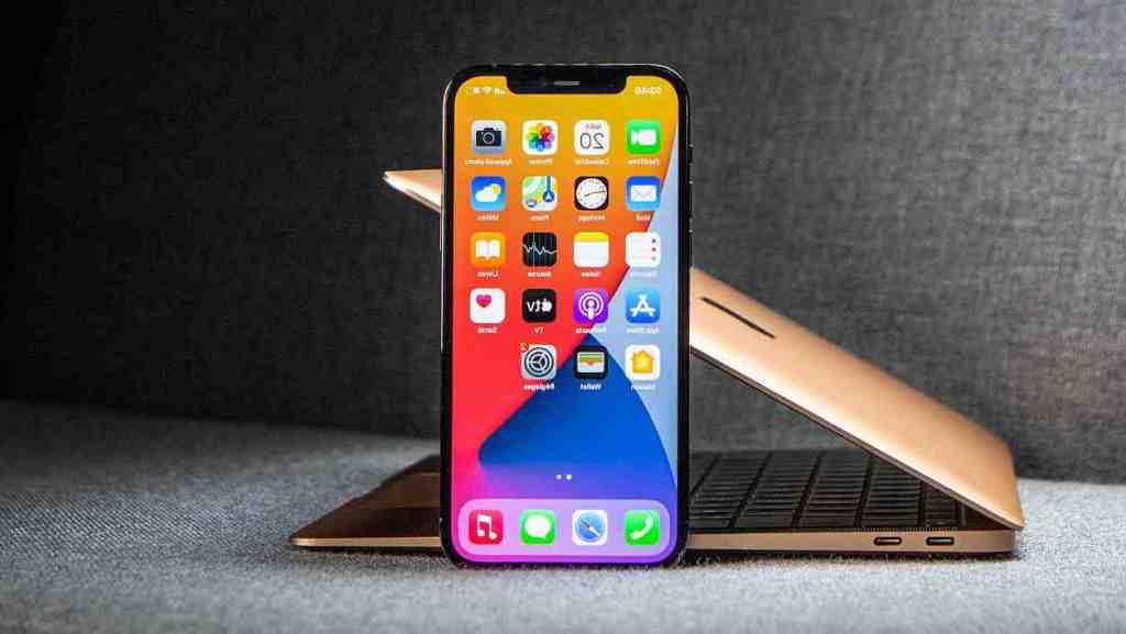 Taille maximale de l'écran de l'Iphone 12 pro