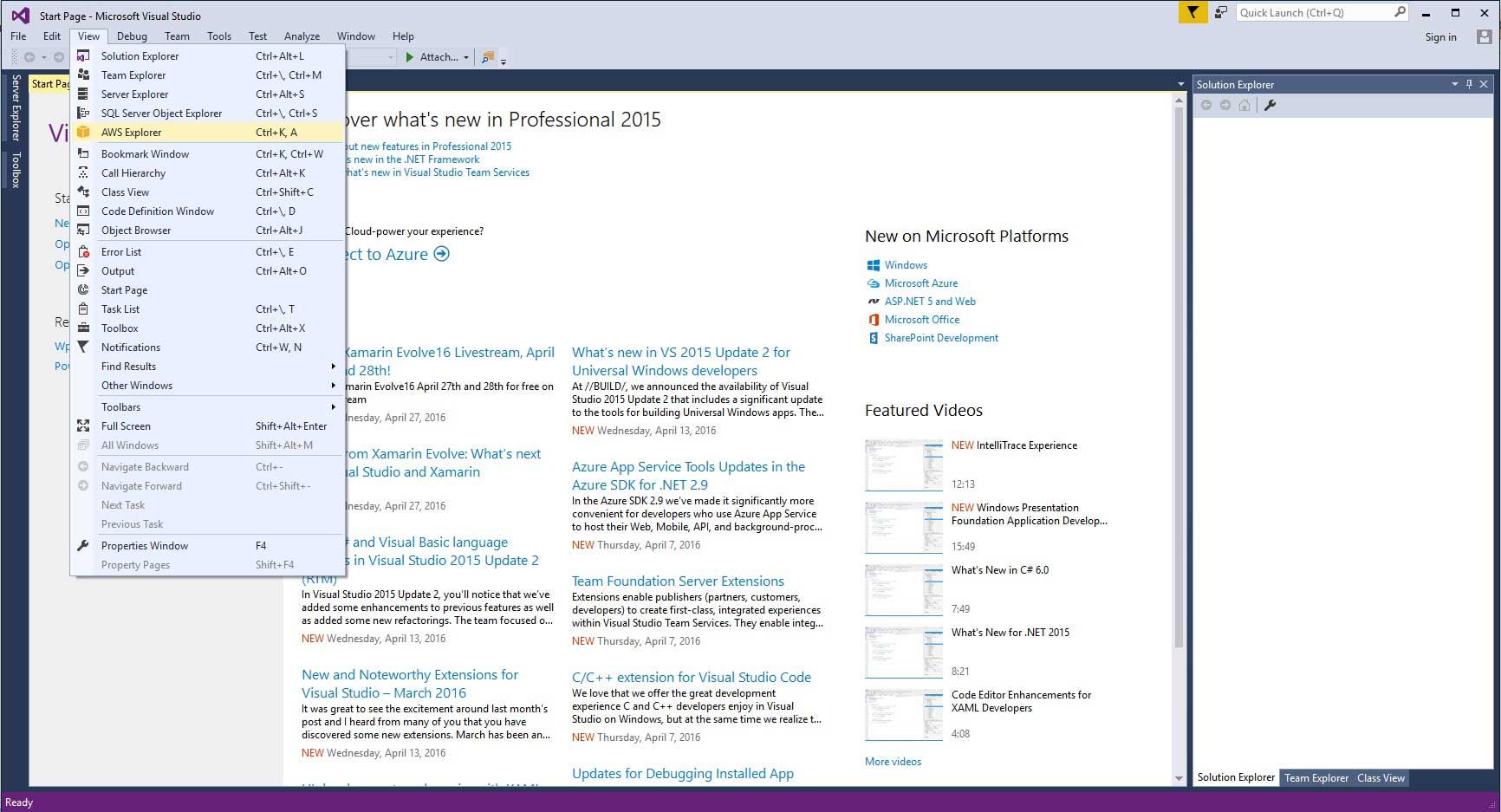 Typescript Sdk For Visual Studio 2017 Macos - high-powertag