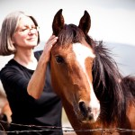 Jeane and the Horses