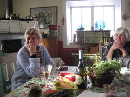 anna & margaret