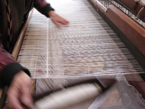 lisa weaving