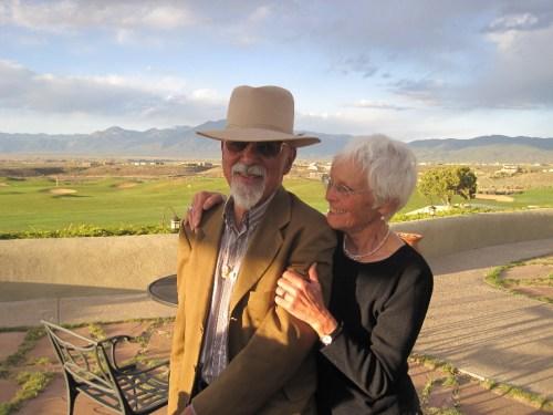 Alvaro Cardona-Hine & Barbara McCauley