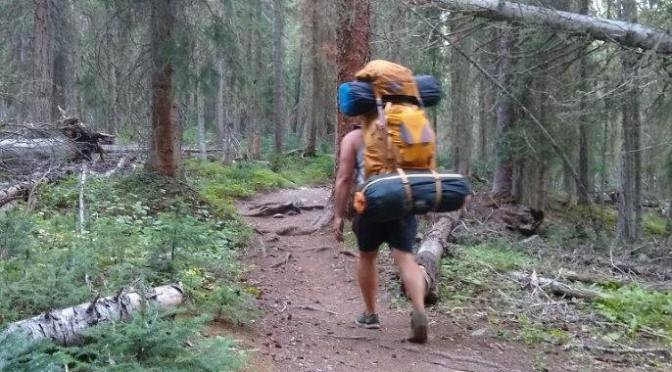 WMS Blog Entry No. 2: Long Distance Backpacking, the Wisdom of Dr. Sue Spano