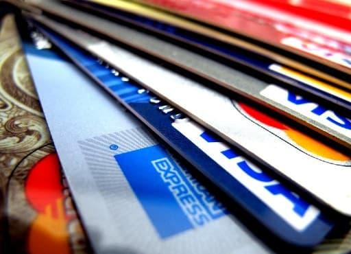 どのクレジットカードが使用できるか