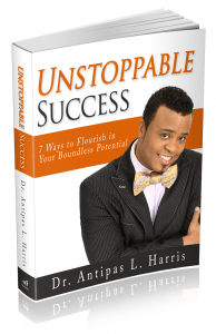 Unstoppable Success_3D cover image_May 10