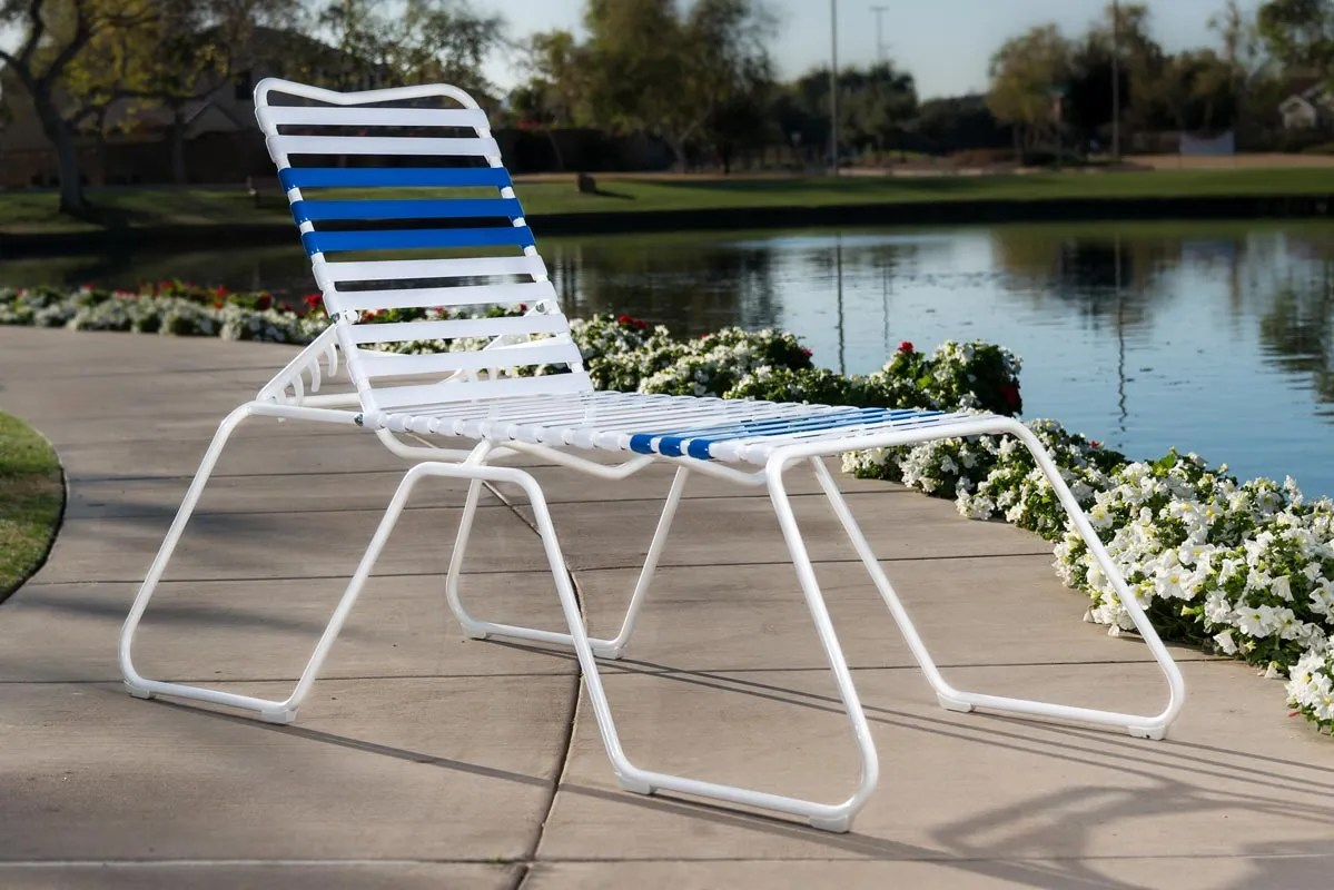 The Martin™ High Chaise Lounge Chairs  Sit In Comfort