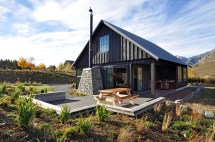 Country Barn Style Home Plans
