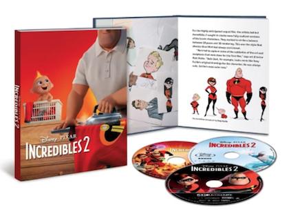 incredibles_2_4k_target_exclusive_storybook_contents