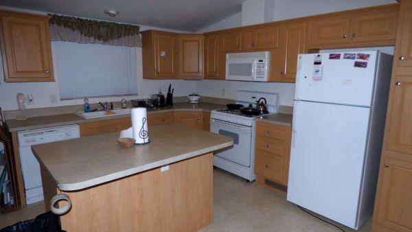 Airbnb - kitchen