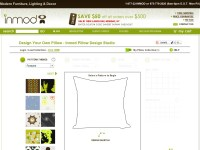 Design Your Own Pillow - High Design Store