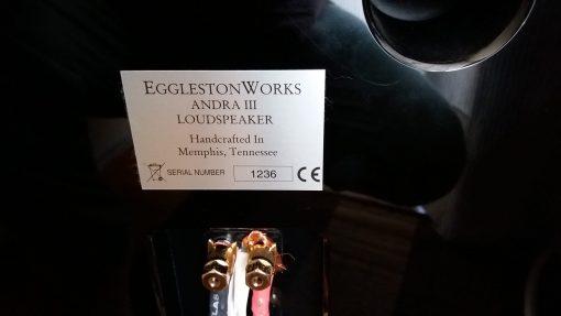 Egglestonworks Andra III highendshop
