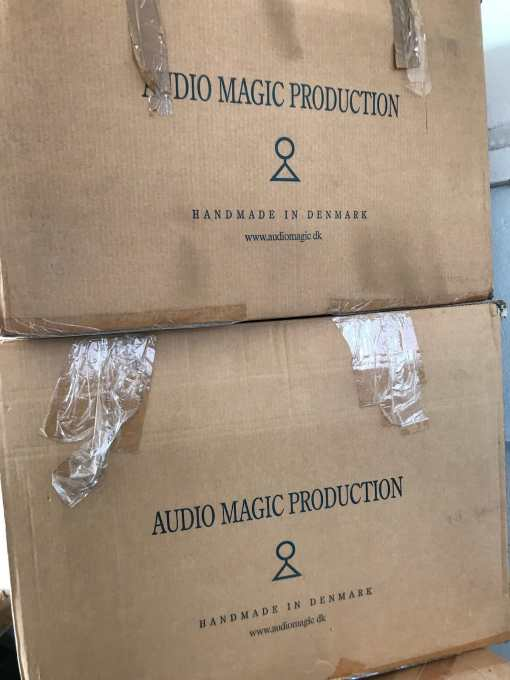 Audio Magic Hepta