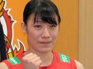 石川真佑 かわいい バレー 日本代表