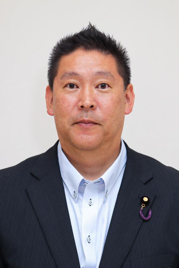 立花孝志 提訴 NHK N国党首 受信料支払い
