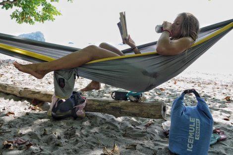 Hammock life in Costa Rica - Higher Tides